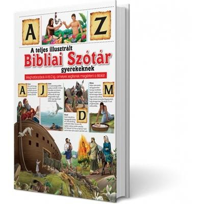 Bibliai Szótár gyerekeknek