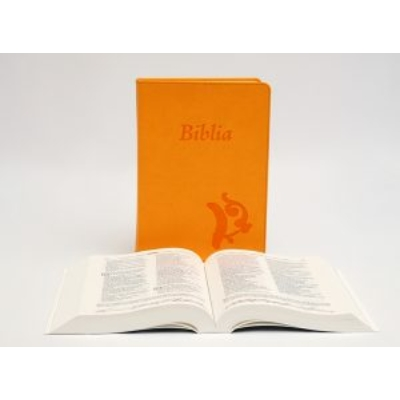 Revideált Károli Biblia - sárga