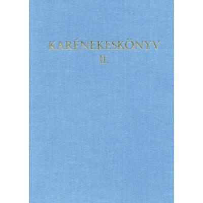 Karénekeskönyv II.