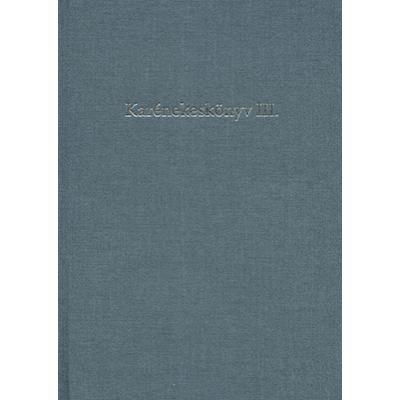 Karénekeskönyv III.